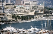 Monte Carlo harbour and marina