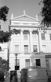 Portland Stone building