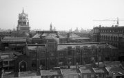 View across South Kensington