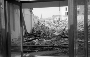 Derelict shop