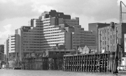 Docks and offices