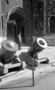 Cannons and Guard