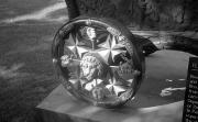 Ornate Cannon Wheel