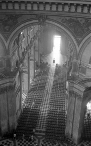 St Paul's Interior from the Whispering Gallery