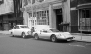 Rolls Royce and Ferrari