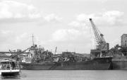 Bowherald dredger