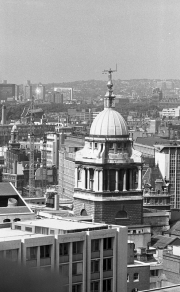 Old Bailey, from St Paul's