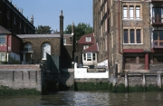 Execution Dock and the Town of Ramsgate pub