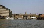 St Katharine's Dock and hotel