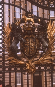 Coat of Arms on the gate