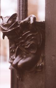 Masks on the gate