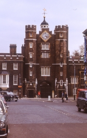 St James' Palace