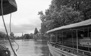 Boat trip on the Avon