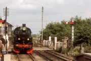 Steam train, Nene Valley Railway