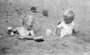 David and Simon buried