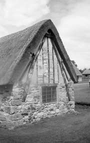 Thatched Cottage, Ryedale Folk Museum