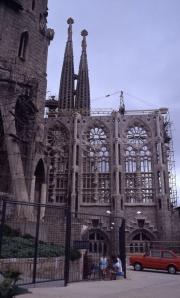 Sagrada Familia - New Transept
