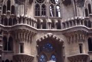 Sagrada Familia - part of the facade