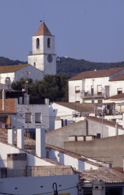 Town and Church