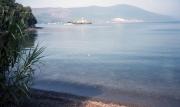 Lagoon clear water