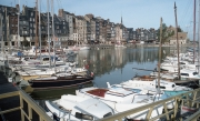 Harbour and yachts