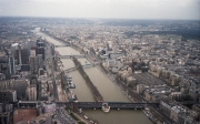 Seine from the Eiffel Tower