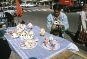 Ice Cream Candle stall