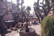 Fountain, Place de la Liberte
