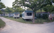 Static mobile homes