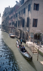 Canal and Gondola