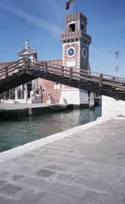 Arsenale Bridge
