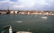 View of the Molo and Riva, from San Giorgio