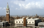 Doge's Palace and Campanile, from San Giorgio
