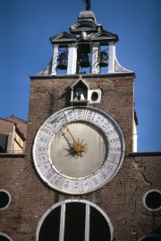 Clock on S.Giacomo di Rialto