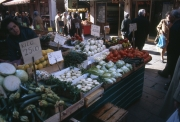 Rialto Market - Vegetable Stall