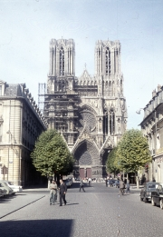 Reims Cathedral - West Front