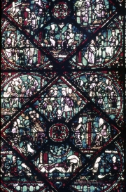 Chartres Cathedral - Window of Joseph