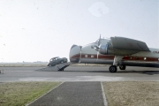 Bristol Freighter with Bill's car