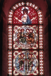 Le Mans Cathedral - Last Judgement