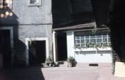 Back entrance of La Calandre