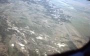 French coast near Calais, from the air