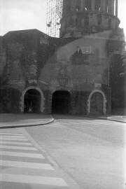 Boulogne citadel gates