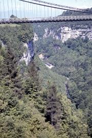 Ponts de la Caille, Savoie