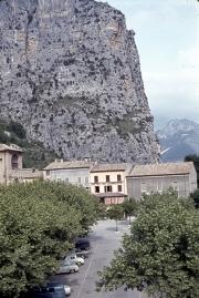 Castellane, Haute Provence