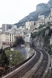 Railway at St.Devote