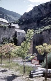 St.Enimie, Gorges du Tarn