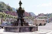 Fountain at Poligny