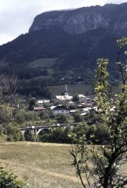 Alps near Mornex