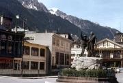 de Saussure Memorial