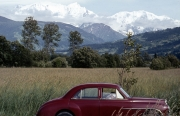 Mont Blanc and our MG